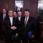Germany and Iran have signed a range of business deals in what is expected to take economic relations between the two countries to a new level.