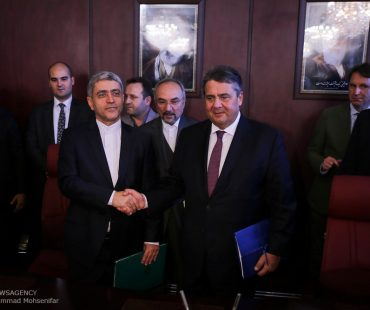 Iran, Germany sign deals to boost business relations+Photo