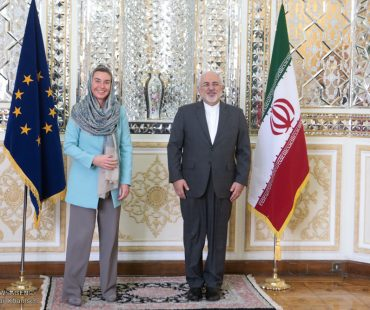IRAN ready for closer coop. with EU