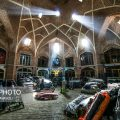 Tabriz has been a place of cultural exchange since antiquity and its historic bazaar complex is one of the most important commercial centres on the Silk Road.