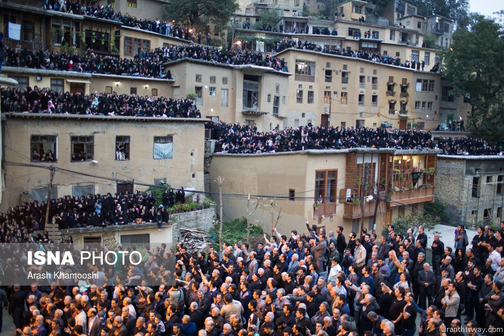Muharram traditional ceremony all over IRAN – Photo