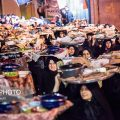 Food vow tradition for Imam Hussein in Iran