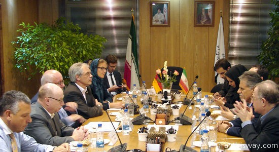 Iran and German developing scientific cooperation