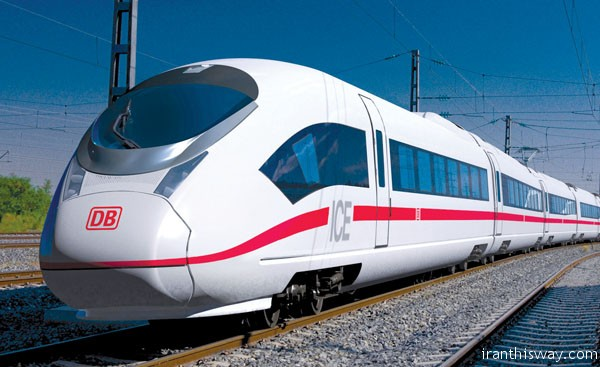 Deutsche Bahn willing to use INSTC for Iran trade
