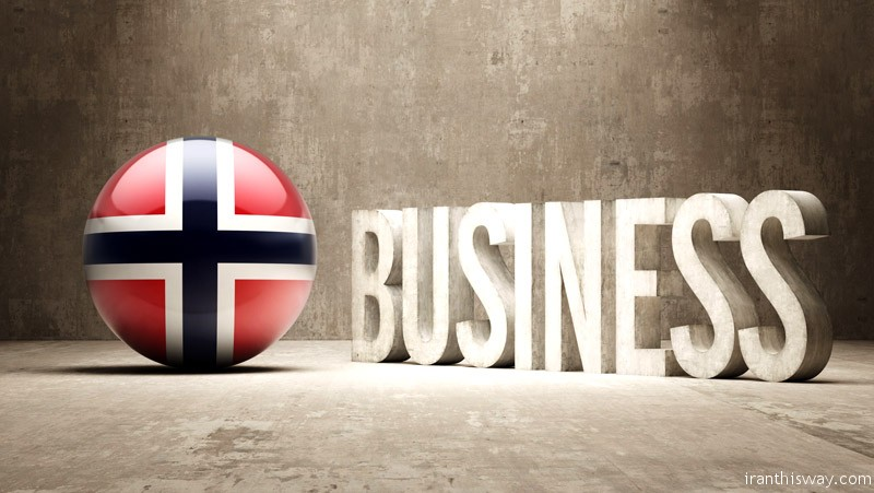 Norway opens 1B$ credit line to Iran
