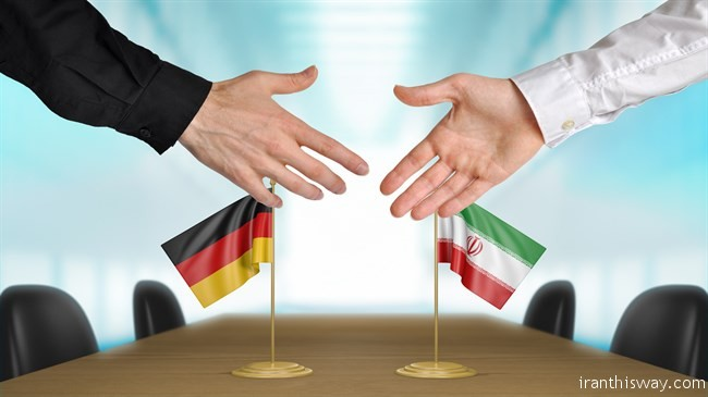 Germany's Hermes insurance backs to Iran