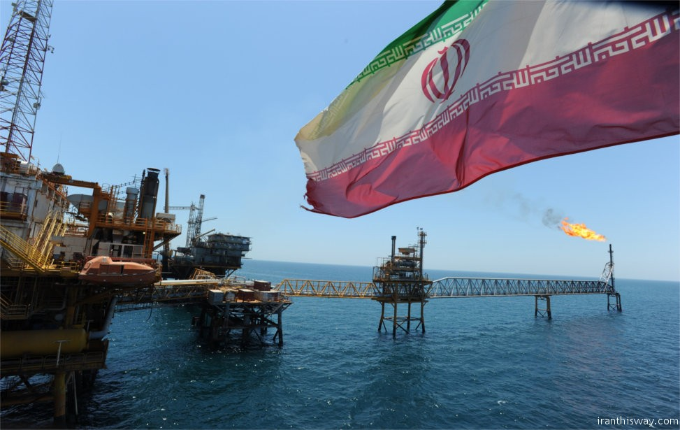 India, Iran tie up gas field deal