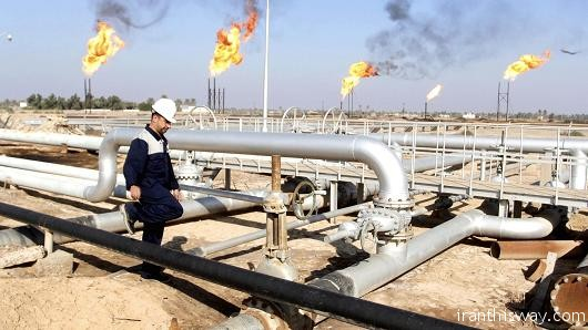 Iran's Crude Exports Stand at 2.44mbd