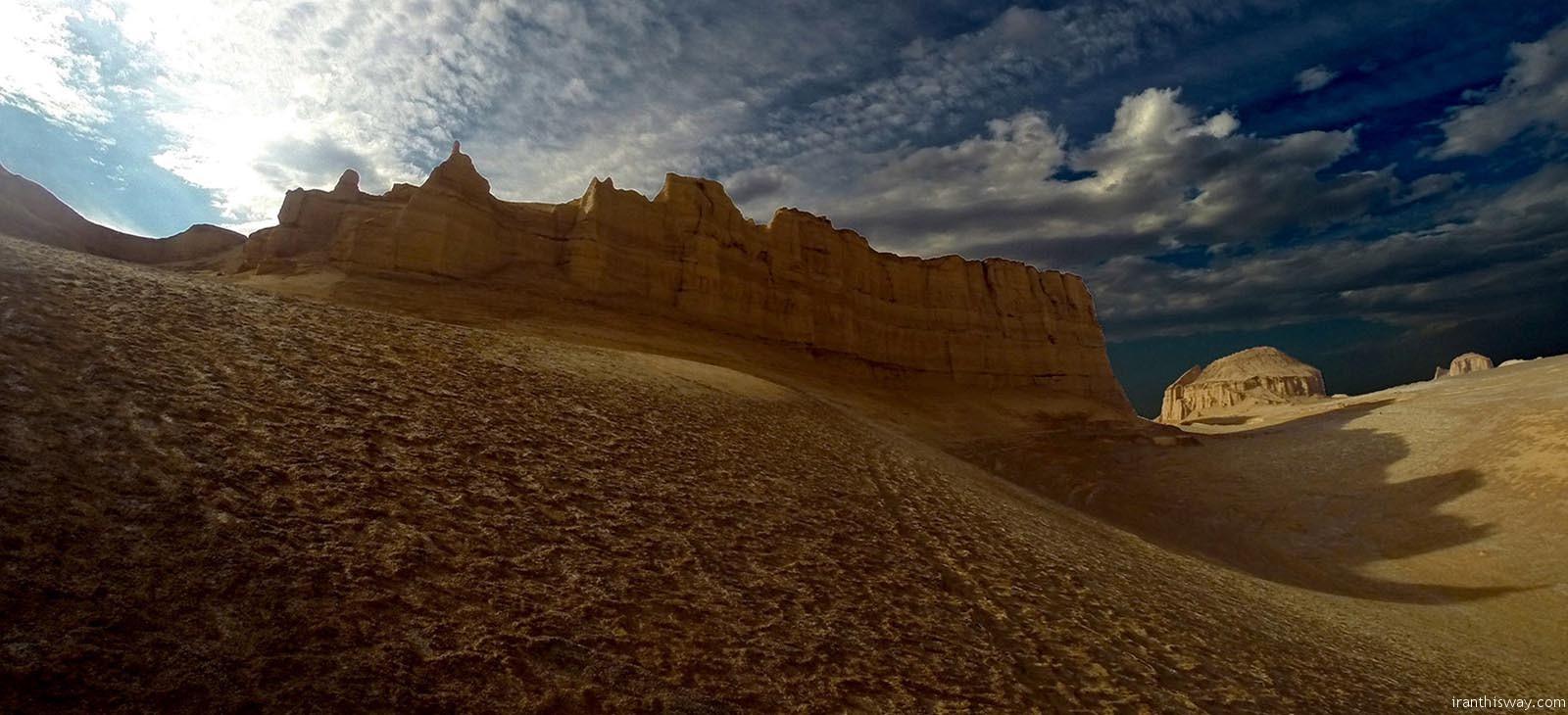 Kerman desert, Iran