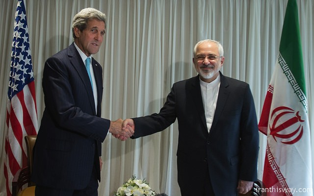 Zarif and Kerry named winners of the Chatham House Prize 2016
