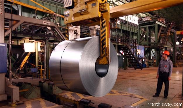 Iran's steel ingot exports up 26%