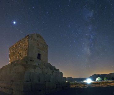 Iran, Italy beginning restoration work in Pasargadae