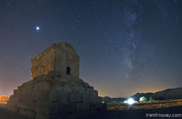 Iran, Italy beginning restoration work in Pasargadae