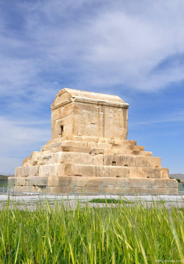 Pasargadae was the first dynastic capital of the Achaemenid Empire, founded by Cyrus II the Great, in Pars, homeland of the Persians, in the 6th century BC.