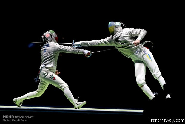 Iran champion of Fencing world cup