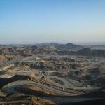 Sangan, a district of Iran's Razavi Khorasan province, homes Middle East's biggest source of iron ore with a density of 63 percent.