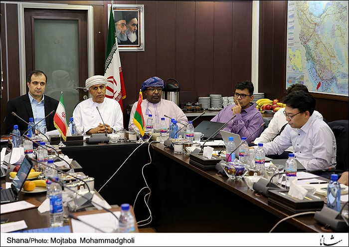 Iran, Oman Hold Joint Meeting with Total, Shell, KOGAS