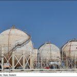 Photo: Iran's Lavan oil Refinery