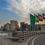 Photo: Tehran's pirouzi district