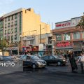 Photo: Tehran's pirouzi district