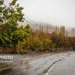 Photo: Unbelievable fall in Mashhad