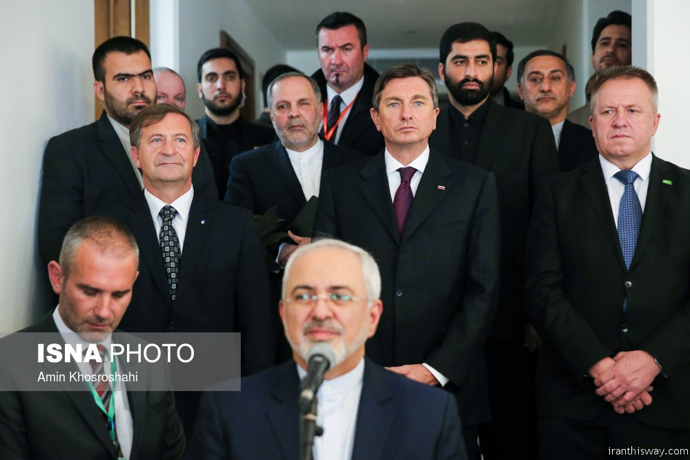Photo: Slovenia reopened embassy in Tehran