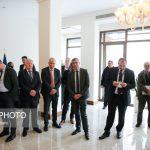Photo: Slovenia reopened embassy in Tehran