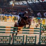 Photo: Iran show jumping Grand Prix