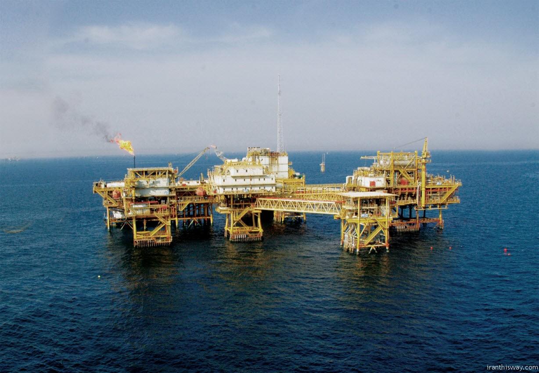 Farzad B gas field, Persian Gulf