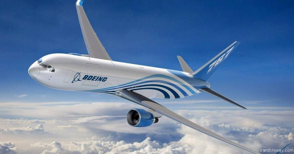 Boeing sign aircraft purchase deal in Tehran