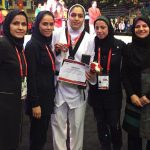 The 11th WTF World Junior Taekwondo Championship wrapped up in Canada with Iran's female squad standing on the top of the podium and the boys' team taking the fourth place.