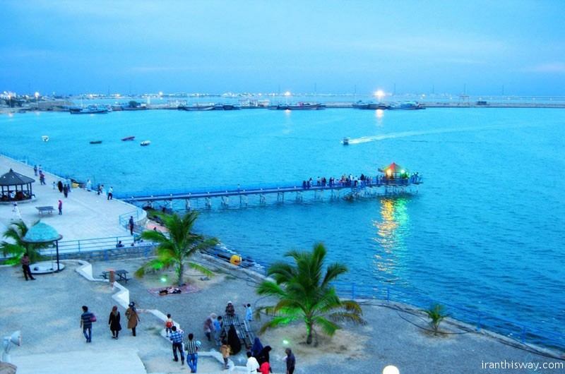 Iran's Chabahar hosts first sea travelers