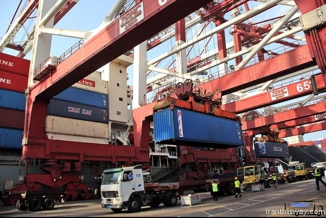 Iran's logistics industry forecast to worth over $45b