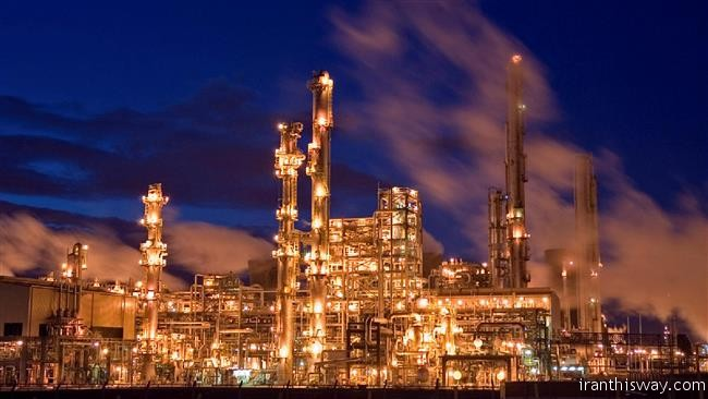 Iran's petrochemical exports up by 12%