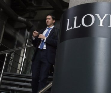 Lloyd's insurance open branches in Iran