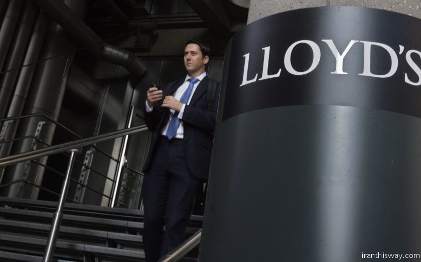 The Lloyd's of London insurance market says it is negotiating with to open branches in the country's free trade zones.