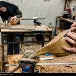 Iranian couple made music instrument + Photo