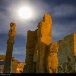 Shiraz Supermoon, Persepolis