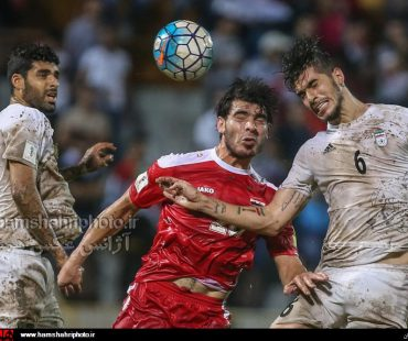 FIFA 2018 qualifiers: Syria holds Iran+Video+Photo