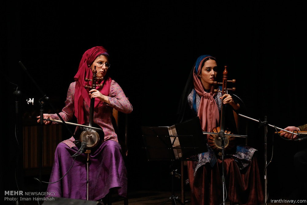 Photo: Salar Aghili concert in Hamedan