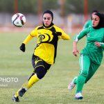Photo: Iranian women football pro league