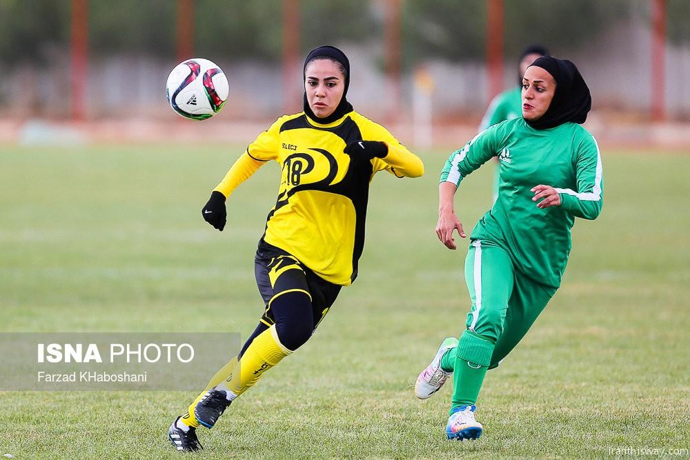 Iran Jumps to 55th at FIFA Women's World Ranking