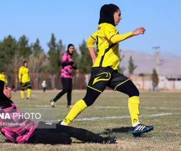 Iranian women learns opponents at Asian Football Cup Jordan 2018