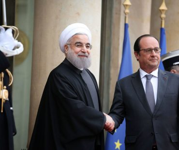 France's imports from Iran skyrocket in 2016