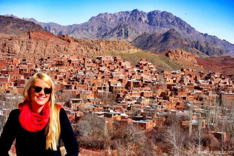 Over 30,000 foreign tourists visit Abyaneh village