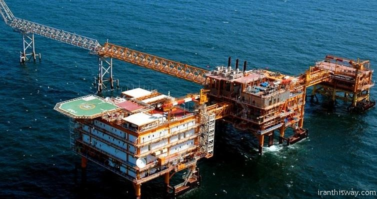 Maersk talking for develop Iran's South Pars