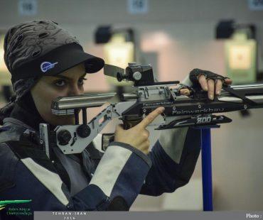 Photo: Asian 2016 airgun championship held in Tehran