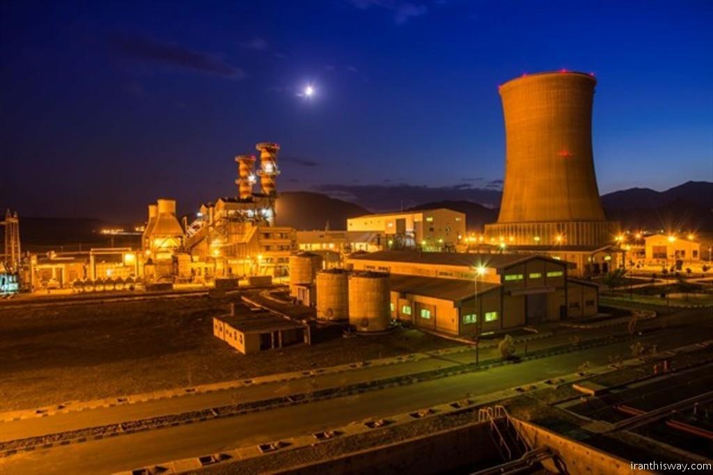 Soltaniyeh Power Plants, Zanjan