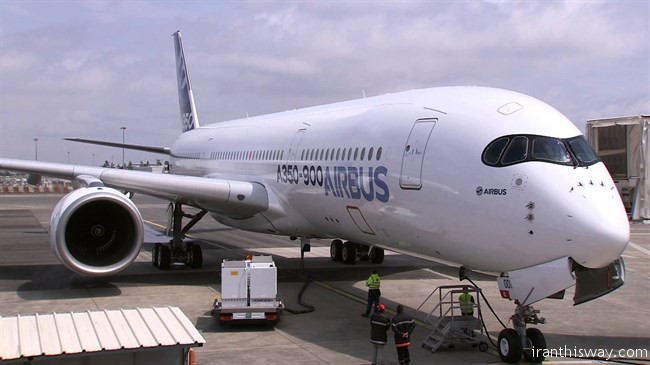 Iran to finalize Airbus deal