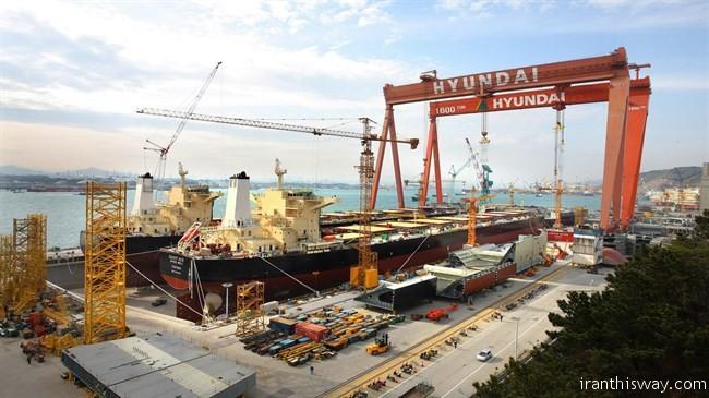 Report: Hyundai deal $1.3b with Iran